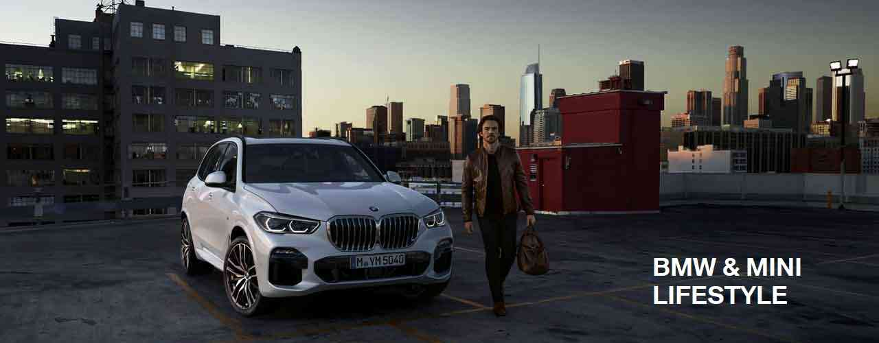 BMW Lifestyle und Fashion